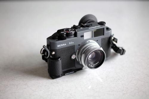 ×フォクトレンダー BESSA R3A