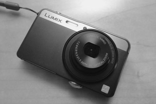 Panasonic LUMIX DMS-XS3