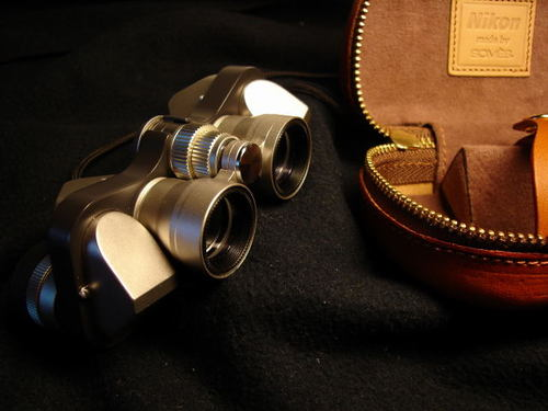 Nikon MIKRON 6X15CF 復刻版