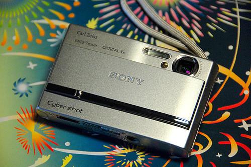 ×SONY Cyber-shot T9
