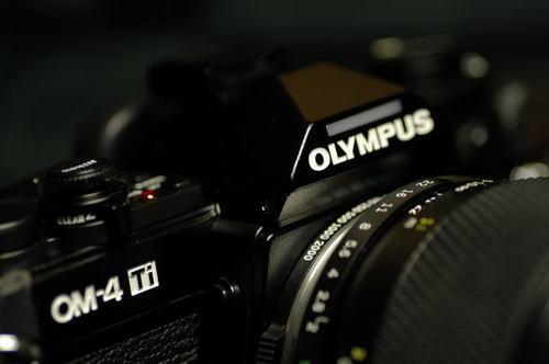 ×オリンパス OM4-TiB