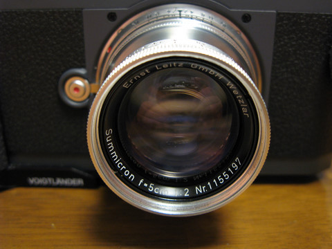 ×LEICA SUMMICRON 50mm F2.0