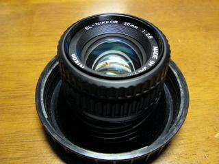 Nikon EL-NIKKOR 50mmF2.8