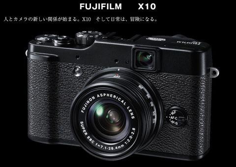 Fujifilmx10